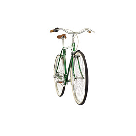 Creme Caferacer Uno City Bike 3-speed green